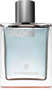 Victorinox Steel Eau de Toilette per uomo