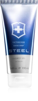 Victorinox Swiss Army Steel Shower Gel for Men