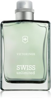 Victorinox Unlimited Eau de Toilette for Men