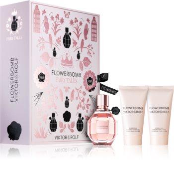 Viktor & Rolf Flowerbomb darčeková sada X. pre ženy
