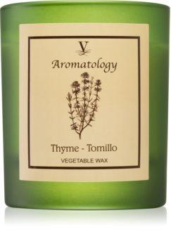 Vila Hermanos Aromatology Thyme ароматна свещ