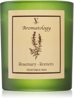 Vila Hermanos Aromatology Rosemary lumânare parfumată