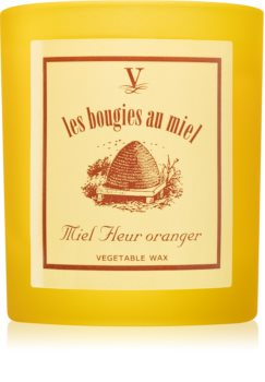 Vila Hermanos Les Bougies au Miel Orange Blossom Honey Tuoksukynttilä