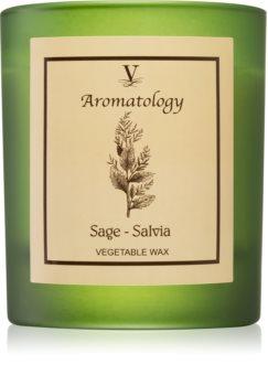 Vila Hermanos Aromatology Sage illatos gyertya