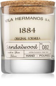Vila Hermanos 1884 Sandalwood świeczka zapachowa