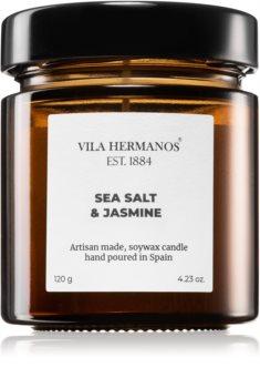 Vila Hermanos Apothecary  Sea Salt & Jasmine candela profumata
