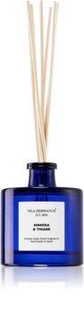 Vila Hermanos Apothecary Cobalt Blue aroma diffuser met vulling
