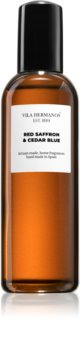 Vila Hermanos Apothecary Red Saffron & Cedar Blue rumspray