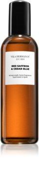 Vila Hermanos Apothecary Red Saffron & Cedar Blue sprej za dom