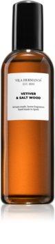 Vila Hermanos Apothecary Vetiver & Salt Wood parfum d'ambiance