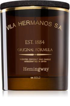 Vila Hermanos Hemingway vonná svíčka