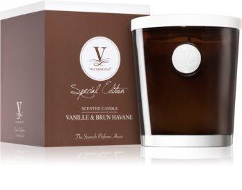 Vila Hermanos Cameo Vanilla & Brun Havane vonná svíčka