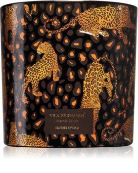 Vila Hermanos Jungletopia Savage Africa lumânare parfumată