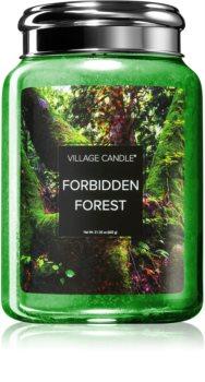 Village Candle Forbidden Forest illatos gyertya