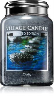 Village Candle Clarity candela profumata