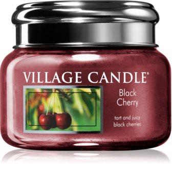 Village Candle Black Cherry vonná svíčka