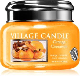 Village Candle Orange Cinnamon ароматна свещ