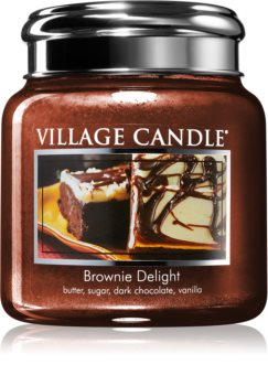 Village Candle Brownie Delight scented candle