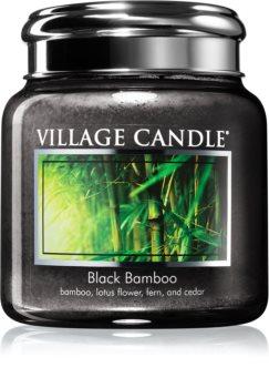 Village Candle Black Bamboo Tuoksukynttilä