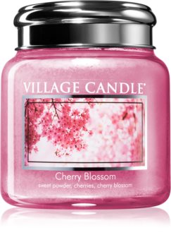 Village Candle Cherry Blossom bougie parfumée