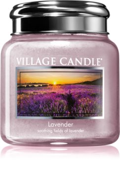 Village Candle Lavender scented candle