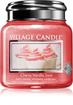 Village Candle Cherry Vanilla Swirl αρωματικό κερί