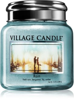 Village Candle Rain Duftkerze