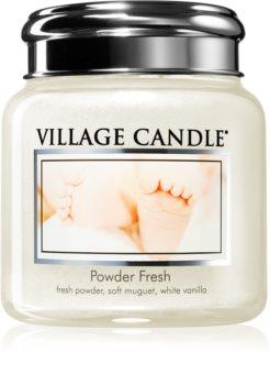 Village Candle Powder fresh Duftkerze
