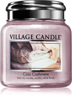 Village Candle Cozy Cashmere bougie parfumée