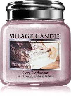 Village Candle Cozy Cashmere ароматна свещ
