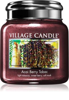 Village Candle Acai Berry Tobac Tuoksukynttilä