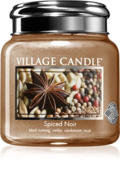Village Candle Spiced Noir scented candle