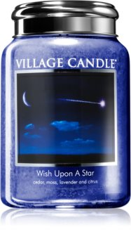 Village Candle Wish Upon a Star Duftkerze