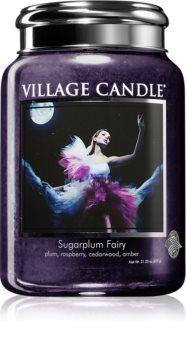 Village Candle Sugarplum Fairy Tuoksukynttilä