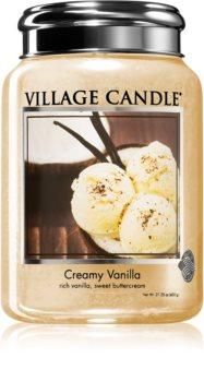 Village Candle Creamy Vanilla ароматна свещ