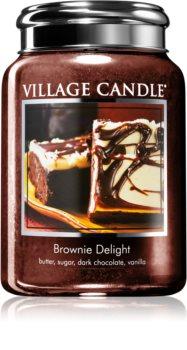Village Candle Brownie Delight ароматическая свеча