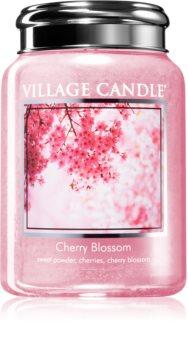 Village Candle Cherry Blossom ароматна свещ