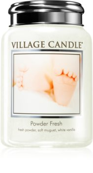 Village Candle Powder fresh scented candle