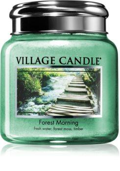 Village Candle Forest Morning Tuoksukynttilä