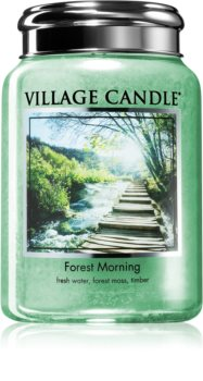 Village Candle Forest Morning ароматическая свеча