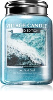 Village Candle Sea Salt Surf dišeča sveča