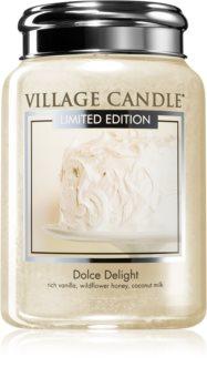Village Candle Dolce Delight lumânare parfumată