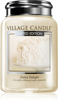 Village Candle Dolce Delight scented candle