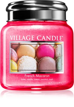 Village Candle French Macaron ароматна свещ
