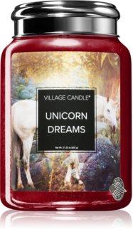 Village Candle Unicorn Dreams Duftkerze