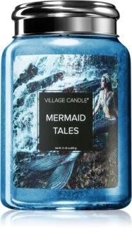 Village Candle Mermaid Tales Tuoksukynttilä