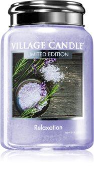 Village Candle Relaxation Tuoksukynttilä