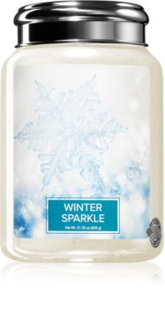 Village Candle Winter Sparkle Duftkerze