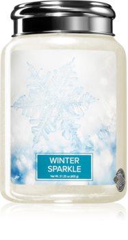 Village Candle Winter Sparkle mirisna svijeća