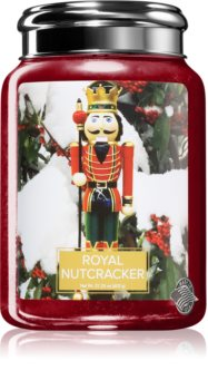 Village Candle Royal Nutcracker scented candle